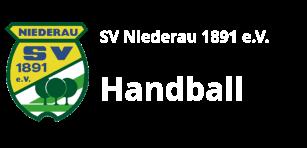 SV Niederau 1891 e.V. – Abteilung Handball